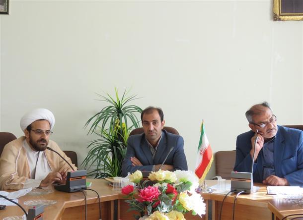 شوراي آموزش پرورش شهرستان خوسف برگزار شد