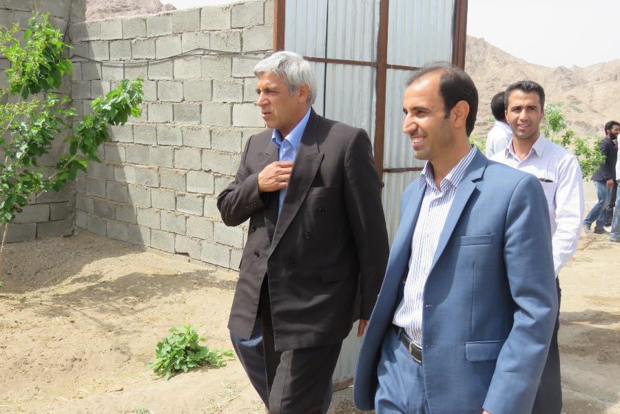 گزارش تصويري بازديد رئيس سازمان عشايري كشور از مناطق عشايري خور، نوغاب و گارجگان شهرستان خوسف